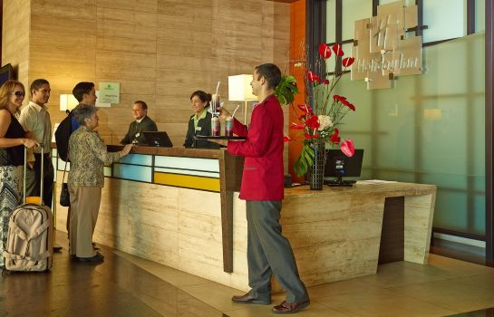 Lobby Holiday Inn GUAYAQUIL AIRPORT