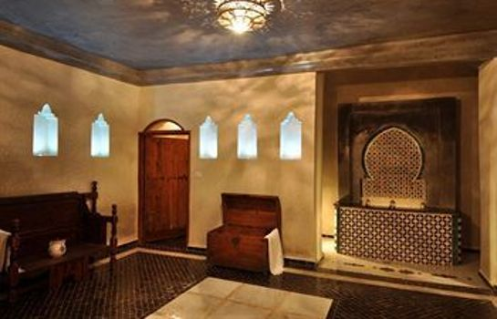 Vista interior Riad Said