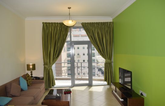 Junior Suite Al Waleed Hotel Apartments