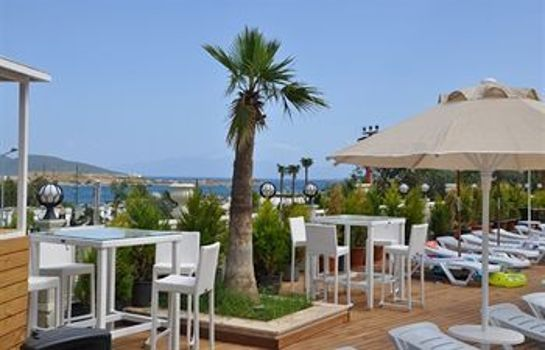 Hotel-Bar Poseidon Suites Gumbet – All Inclusive