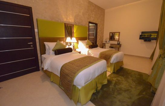 Chambre double (standard) Al Waleed Hotel Apartments