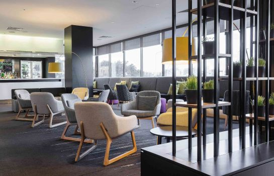 Hotel bar Mercure Brisbane