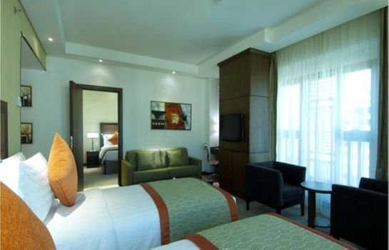 Double room (superior) Crowne Plaza MADINAH