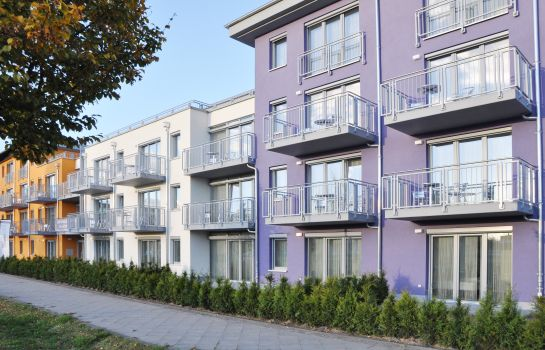 Exterior View Adapt Apartments Berlin Berlin Adlershof