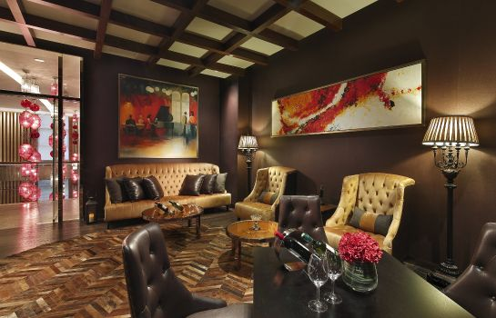 Bar del hotel Crowne Plaza YANGZHOU