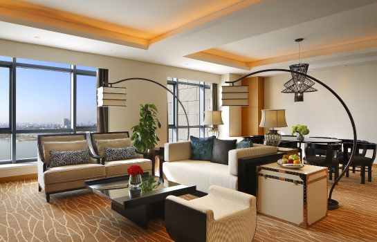 Suite Crowne Plaza YANGZHOU