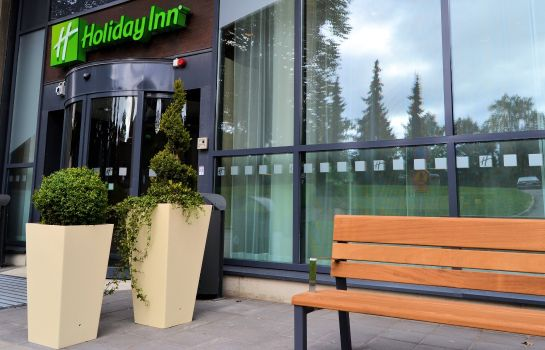 Außenansicht Holiday Inn TAMPERE - CENTRAL STATION