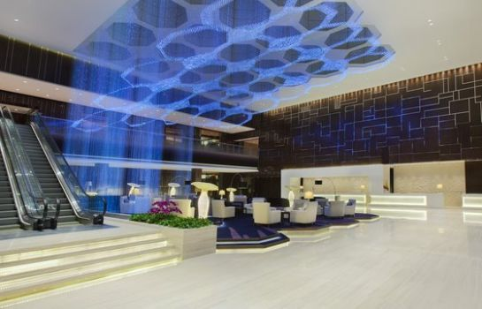Hall Crowne Plaza NANJING JIANGNING