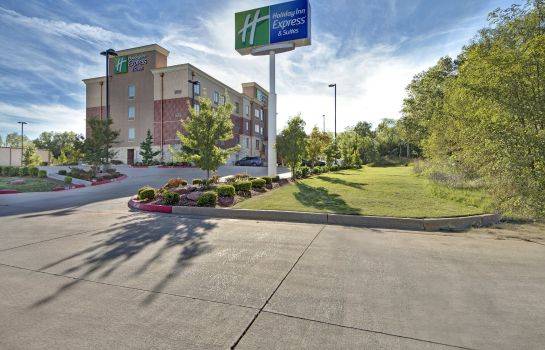 Außenansicht Holiday Inn Express & Suites OKLAHOMA CITY NORTH