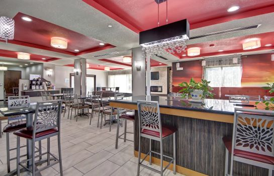Restaurant Holiday Inn Express & Suites OKLAHOMA CITY NORTH