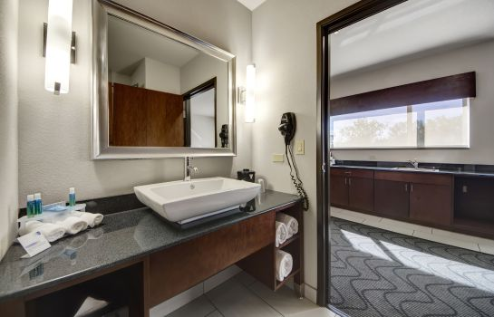Zimmer Holiday Inn Express & Suites OKLAHOMA CITY NORTH
