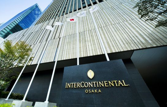 Exterior view InterContinental Hotels OSAKA