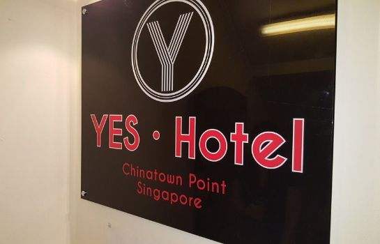 Hotelhal Yes Chinatown Point Hotel