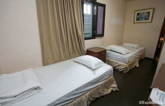 Standaardkamer Yes Chinatown Point Hotel