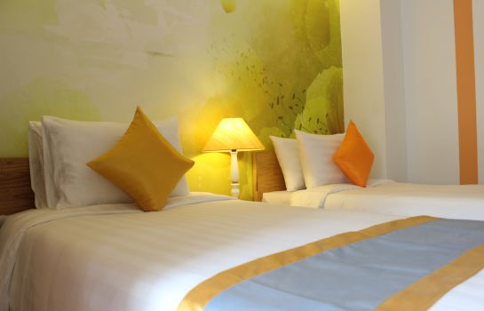 Chambre individuelle (confort) Frangipani Living Arts Hotel & Spa