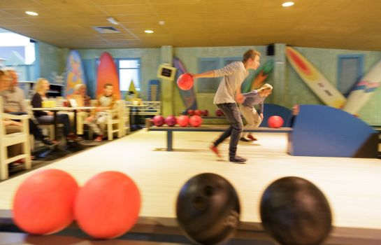 Bowlingbahn Center Parcs Port Zélande