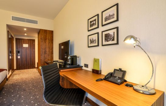Room DoubleTree by Hilton Lodz