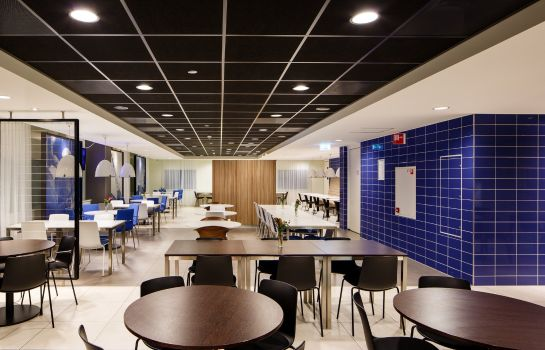 Restaurant Holiday Inn Express ROTTERDAM - CENTRAL STATION