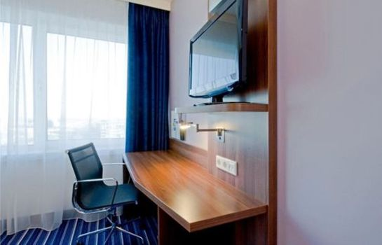 Doppelzimmer Komfort Holiday Inn Express ROTTERDAM - CENTRAL STATION