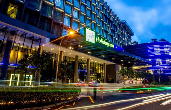 Vista exterior Holiday Inn Express SINGAPORE CLARKE QUAY