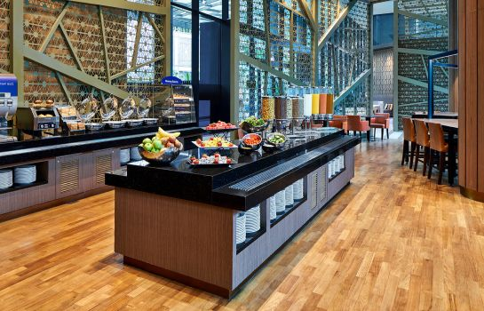 Restaurante Holiday Inn Express SINGAPORE CLARKE QUAY