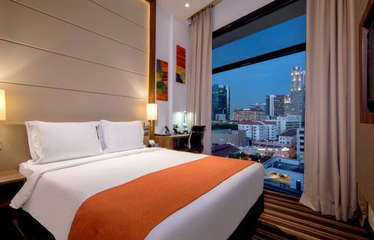 Info Holiday Inn Express SINGAPORE CLARKE QUAY