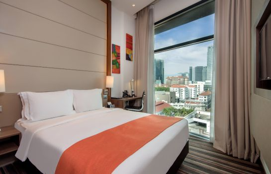 Habitación Holiday Inn Express SINGAPORE CLARKE QUAY