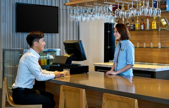 Hotelbar Holiday Inn Express SINGAPORE ORCHARD ROAD