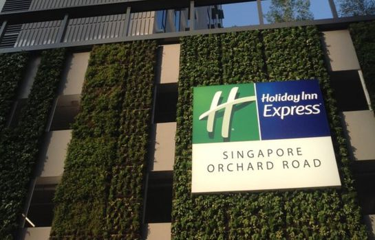 Foto Holiday Inn Express SINGAPORE ORCHARD ROAD