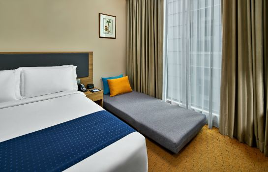 Kamers Holiday Inn Express SINGAPORE ORCHARD ROAD