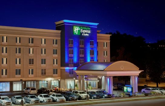 Außenansicht Holiday Inn Express & Suites KNOXVILLE WEST - PAPERMILL DR