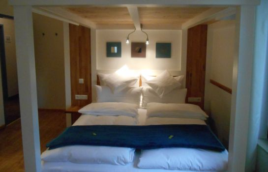 Chambre double (confort) Warum-ins-Hotel Boardinghouse