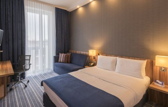 Doppelzimmer Standard Holiday Inn Express HEIDELBERG - CITY CENTRE