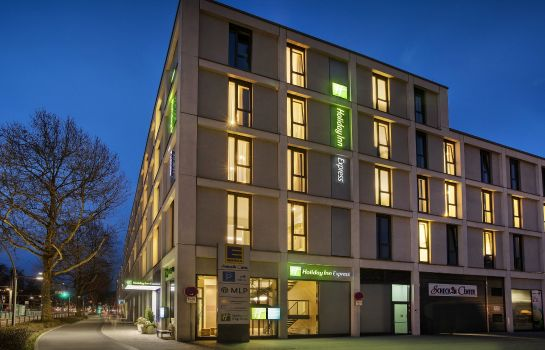 Exterior view Holiday Inn Express HEIDELBERG - CITY CENTRE