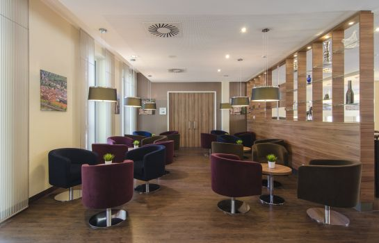 Innenansicht Holiday Inn Express HEIDELBERG - CITY CENTRE