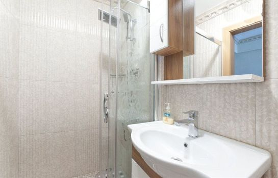 Bathroom Adonis House Taksim