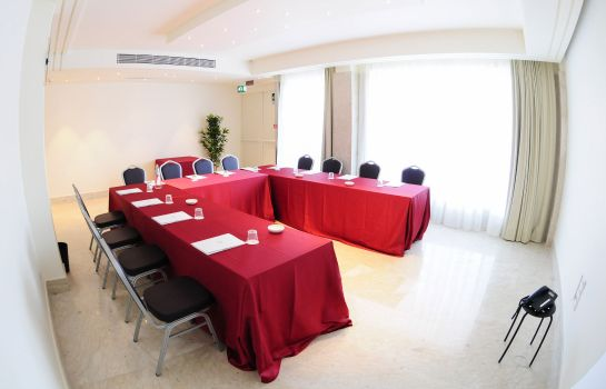 Sala de reuniones Catania International Airport Hotel