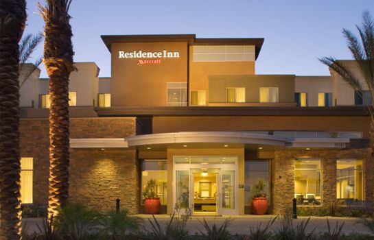 Vista exterior Residence Inn Tustin Orange County