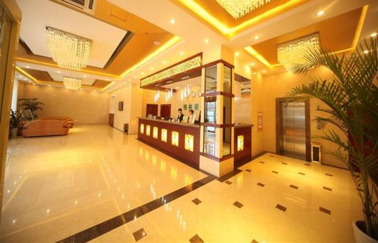 Receptie Green Tree Inn Jiujiang Shili Avenue Business(Domestic only)