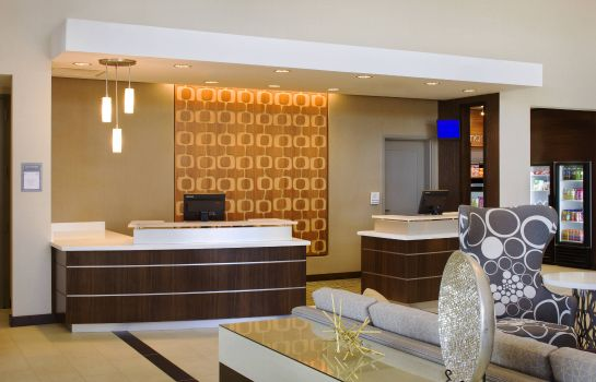 Hol hotelowy Residence Inn Tustin Orange County