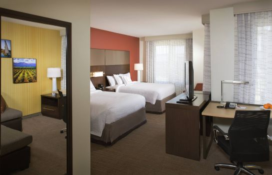 Suite Residence Inn Tustin Orange County