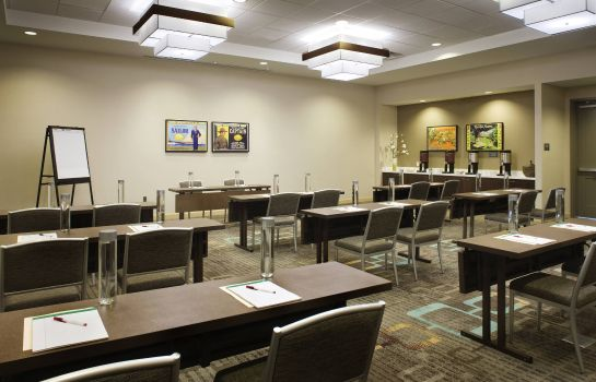Conference room Residence Inn Tustin Orange County