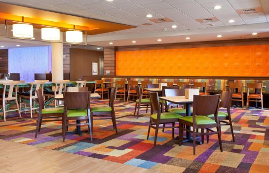 Restaurant Fairfield Inn & Suites Ithaca