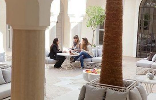 Terrace Riad Nashira & Spa