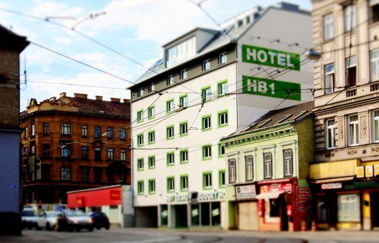 Hotel hb1 sch nbrunn budget design in wien hotel de for Budget design hotel