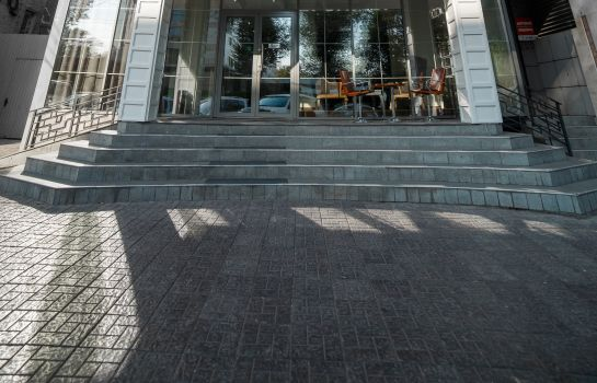 Exterior view Smart Hotel Bishkek
