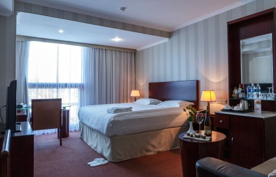 Single room (superior) Smart Hotel Bishkek
