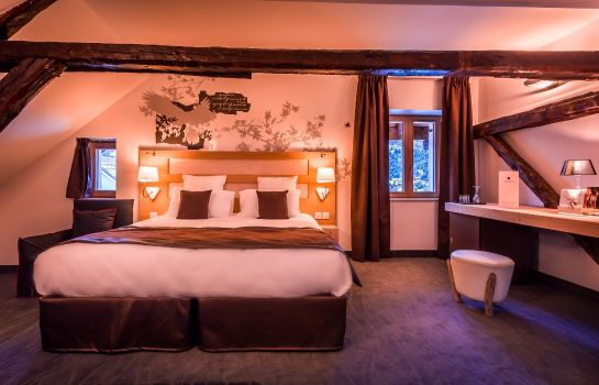 Double room (superior) Le Grand Aigle Hotel & Spa