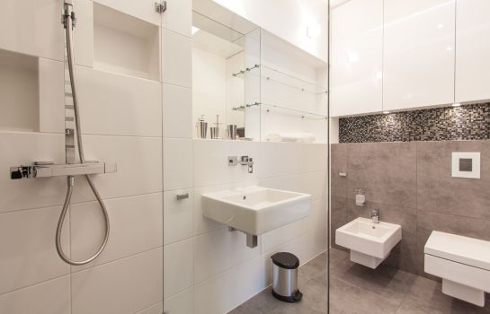 Bathroom Apartinfo Apartments - Neptun Park
