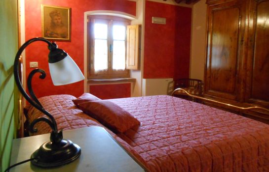 Dreibettzimmer Amedea Tuscany Country Experience